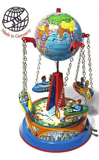 Planet Rocket Go Round   Daily Deals - Friday   JW Germany  