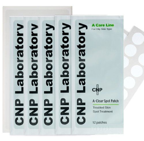 KOREAN COSMETICS CNP Laboratory_ AClear Spot Patch 12patche X 5 sheets trouble mitigation skinsoothing tea tree 001KR ** Learn more by visiting the image link.