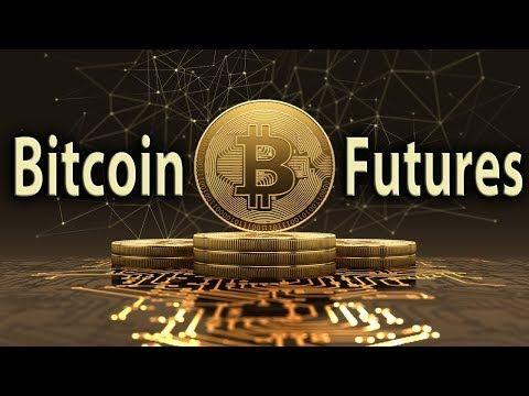 Bitcoin futures trading price
