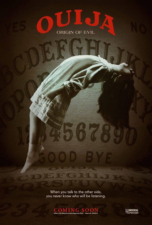 O Suspense Ouija Origem Do Mal Teve Divulgado Novo Trailer E Cartazes Cinema Bh Ouija Filmes Ingleses Filmes Online Gratis