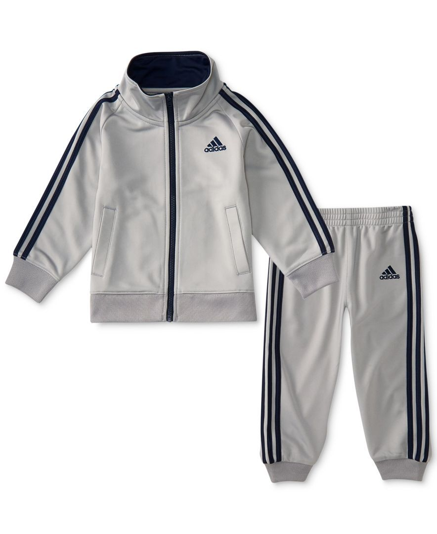 adidas 2 pc. Pant Set Baby Boys   Tracksuit set, Adidas