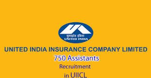 Bonala Kondal United India Insurance Company Limited Recruitment Insurance Company Recruitment Assistant Jobs
