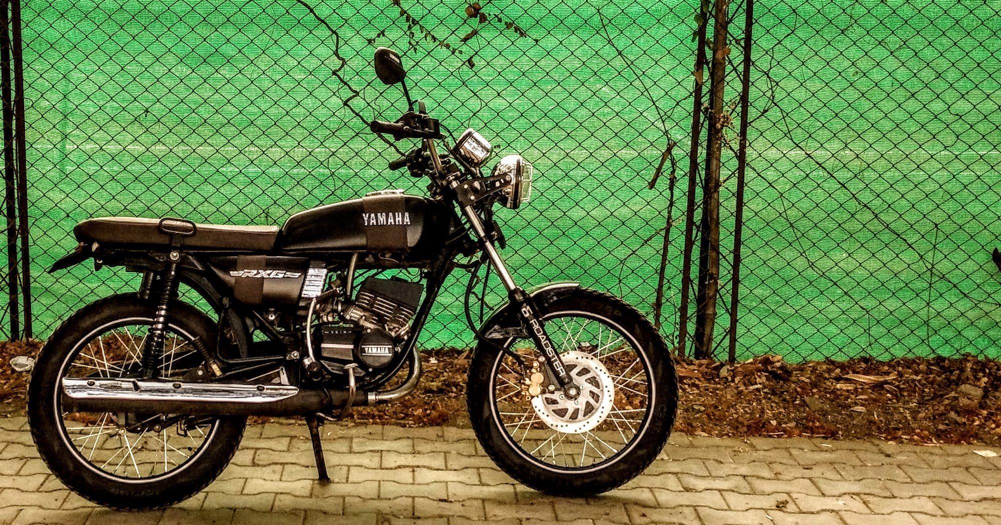 Yamaha Rx 135 Restoration By Studio 21 Design 350cc Com Yamaha