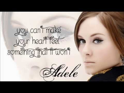 Adele I Can T Make You Love Me Awesome Rendition Of The Bonnie