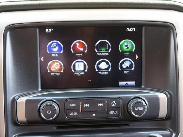 20162019 GMC Sierra IntelliLink® IO6 GPS Navigation Radio