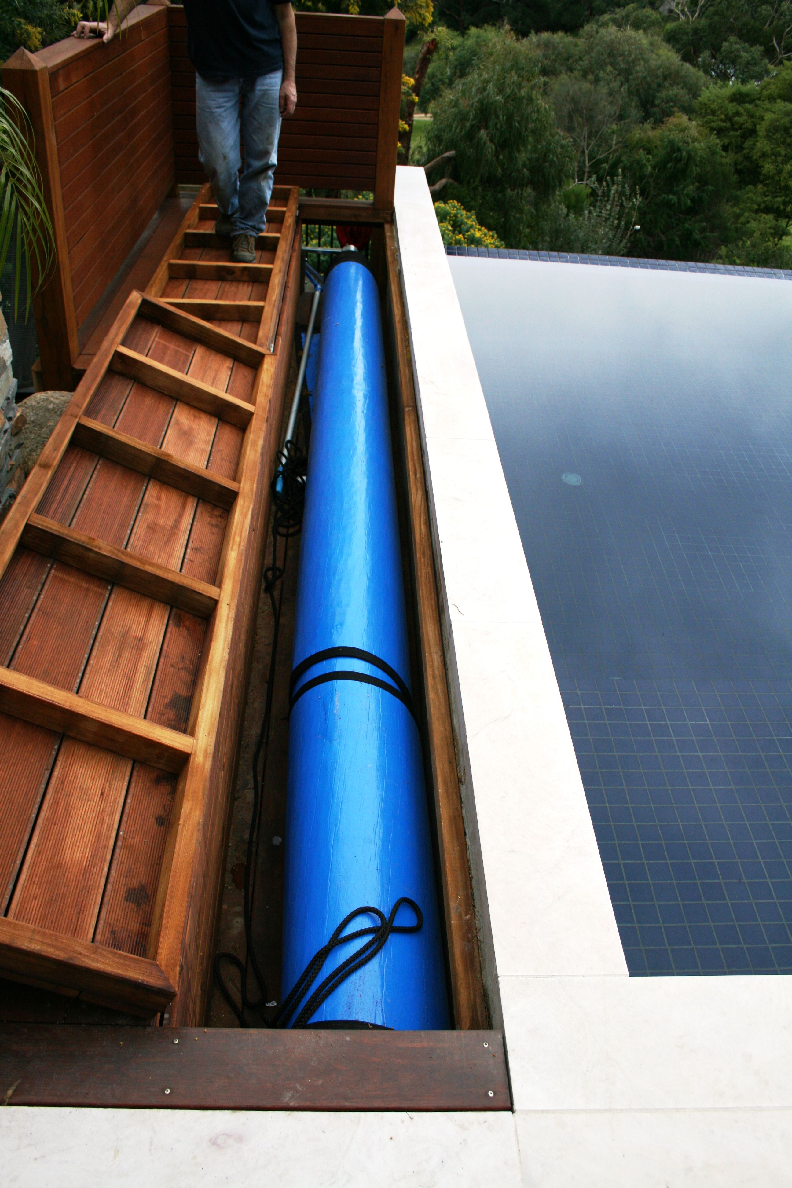 Pin by Nicole Fitzgerald on Pool | Hidden pool, Solar pool ...