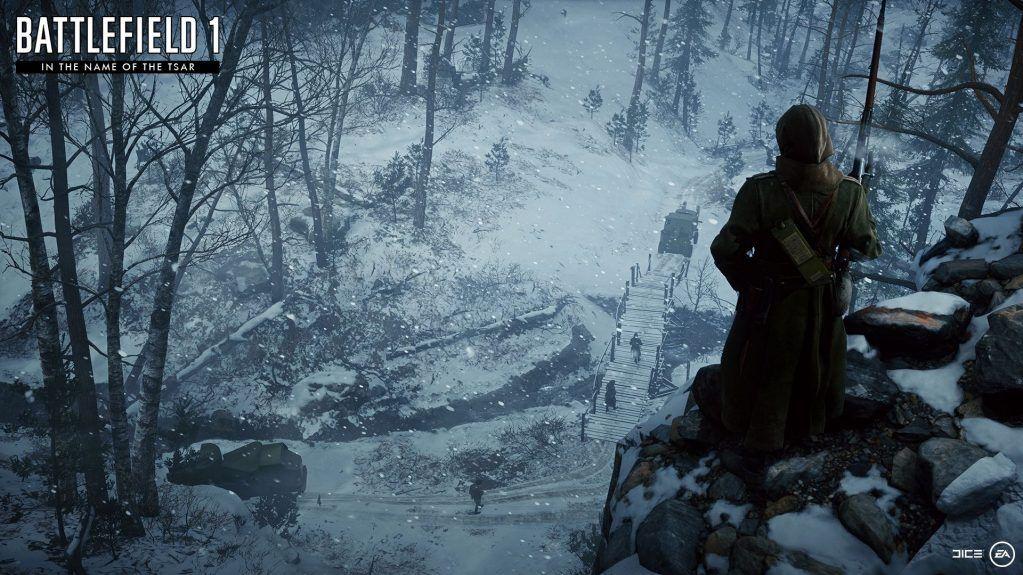 New Soundtracks Battlefield 1 In The Name Of The Tsar Johan