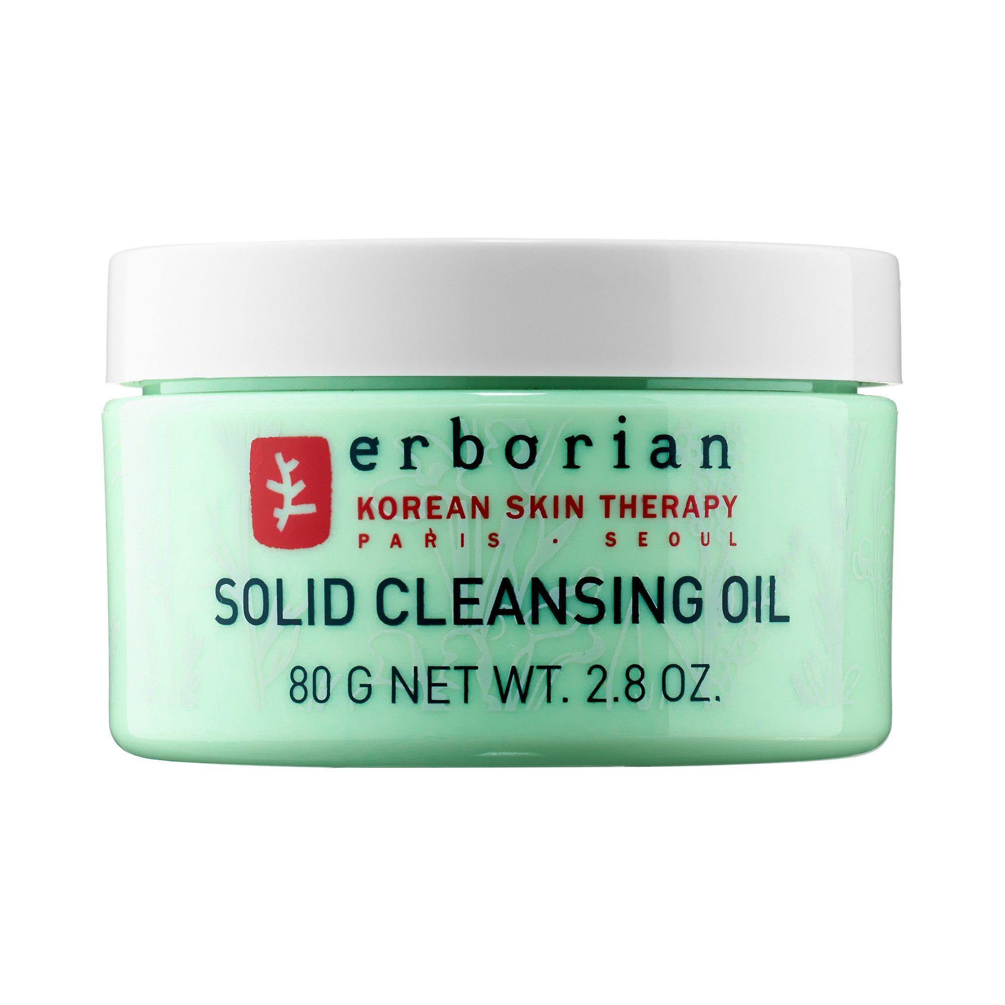 Solid Cleansing Oil Coconut Oil Makeup Remover