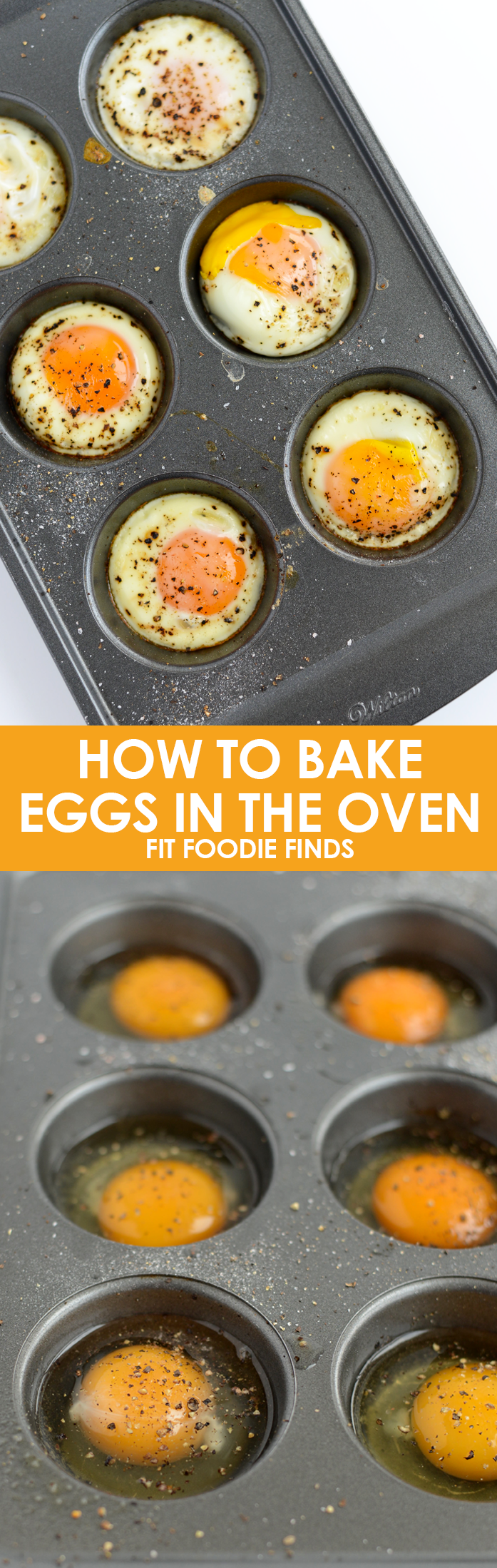 Have You Ever Baked Eggs In The Oven? They Have The Texture Of A Hard