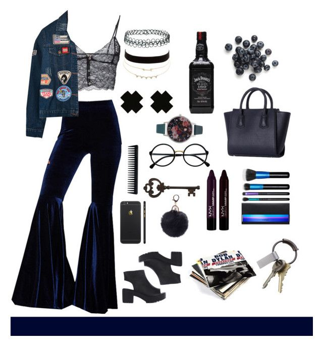 """70s night at the roller skating rink"" by newtellaaa ❤ liked on Polyvore featuring Chicnova Fashion, Haute Hippie, Retrò, Topshop, GHD, MAC Cosmetics, Charlotte Russe, Pier 1 Imports, Olivia Burton and CB2"