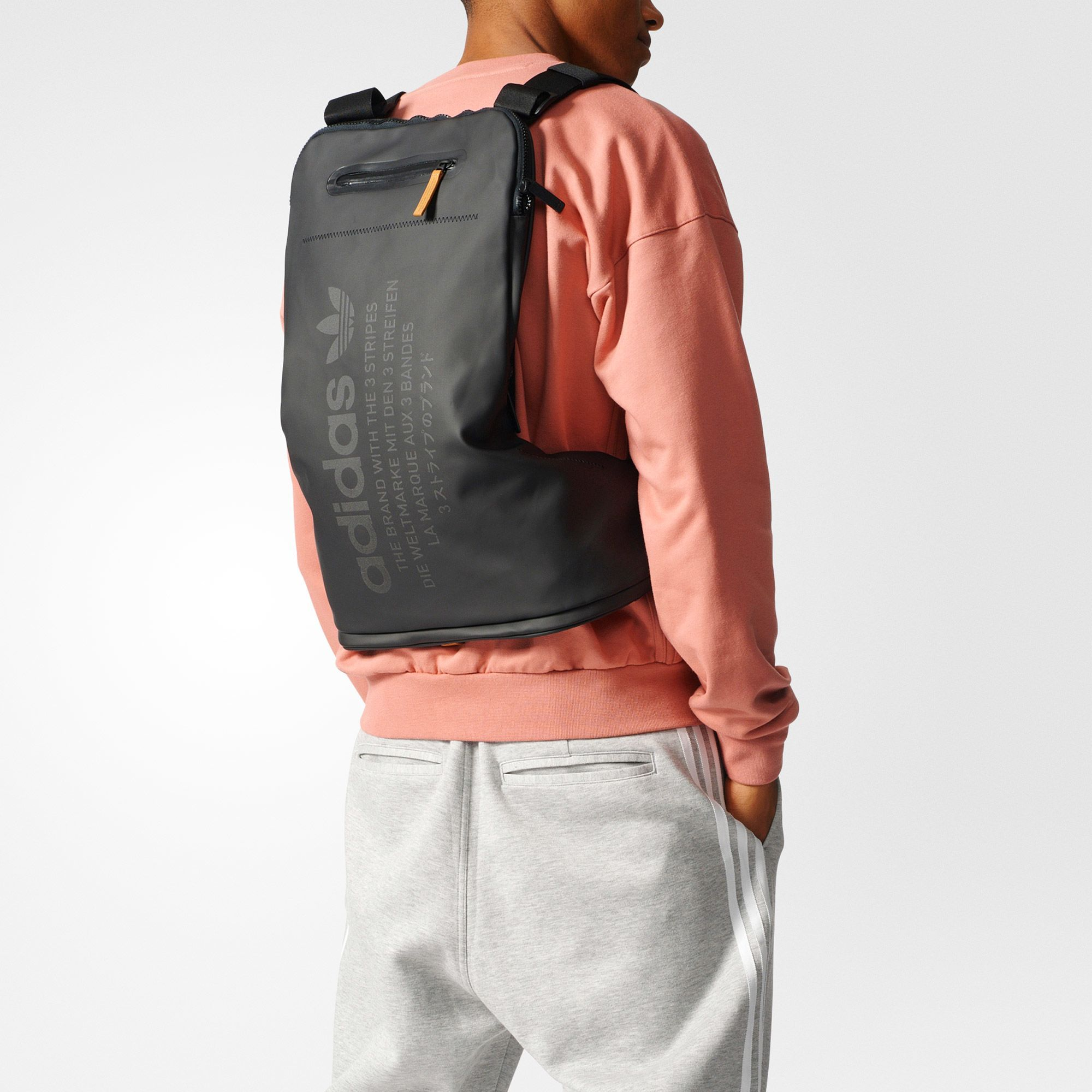 top brands size 40 super cute adidas - NMD Running Backpack | Backpacks, Apparel design ...