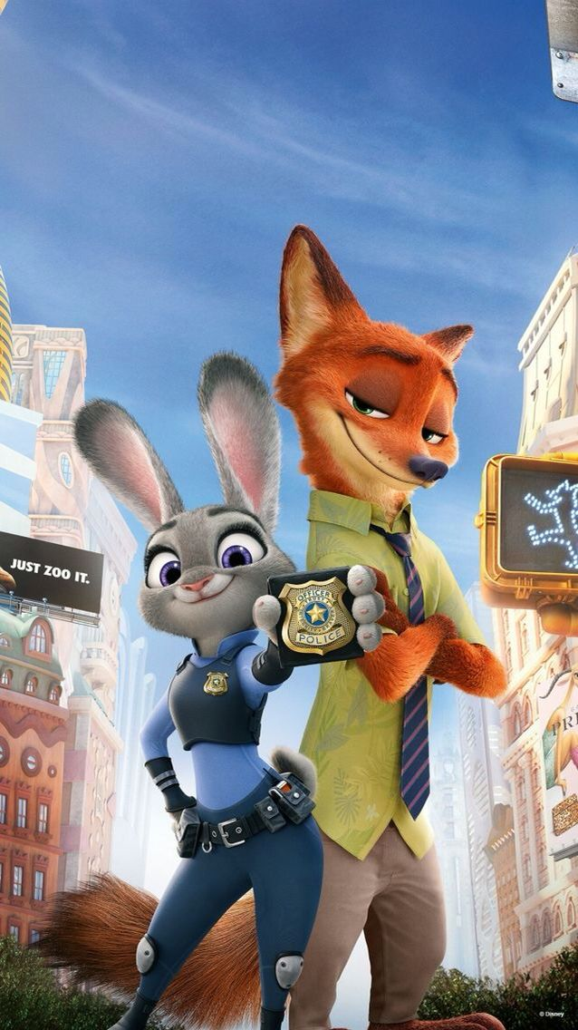 Wallpaper iPhone zootopia from Uploaded by user