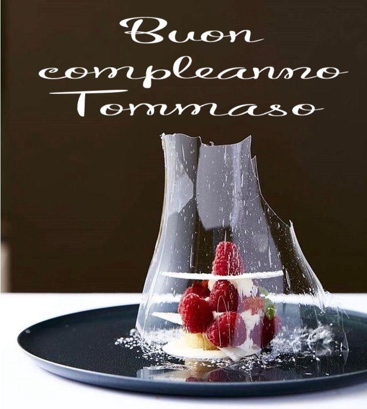 Buon compleanno Tommaso | Compleanni Onomastici e Anniversari