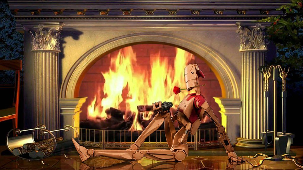 Darth Cobay Jake On Twitter Virtual Fireplace Fireplace Fireplace Video