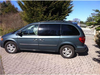 Minivan Passenger Van 2006 Dodge Caravan Stx Model In Victoria