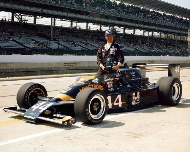 1979 Tom Bigelow Armstrong Moulding Sherman Armstrong Lola