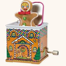 Pop! Goes the Gingerbread Man 6th In Series 2008 Hallmark Keepsake ...