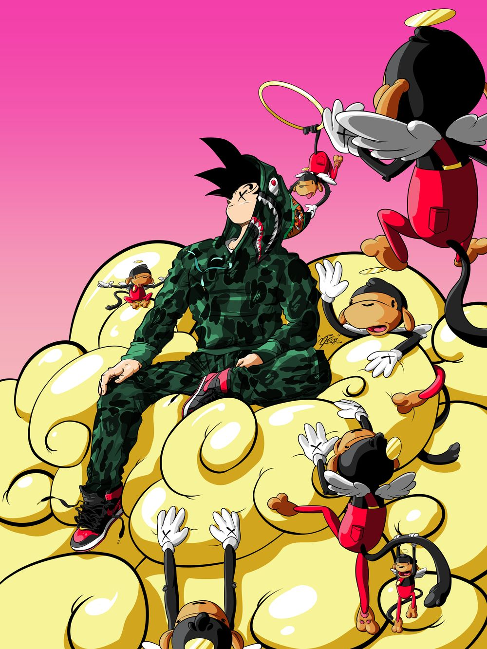 Dope Z Supreme Wallpaper Dragon Ball 2