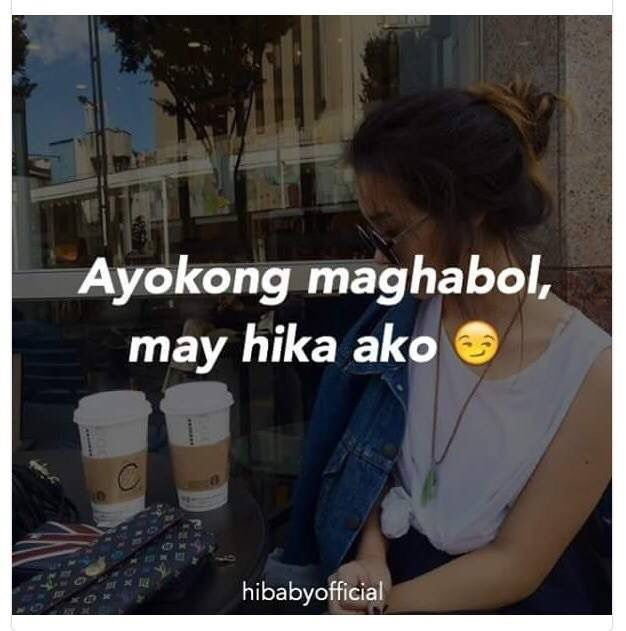 Hugot About Relationships And Quotes Tagalog Love