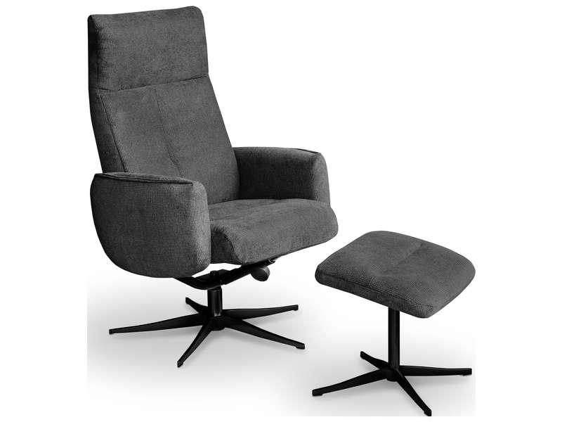 fauteuil relaxation en tissu 713046