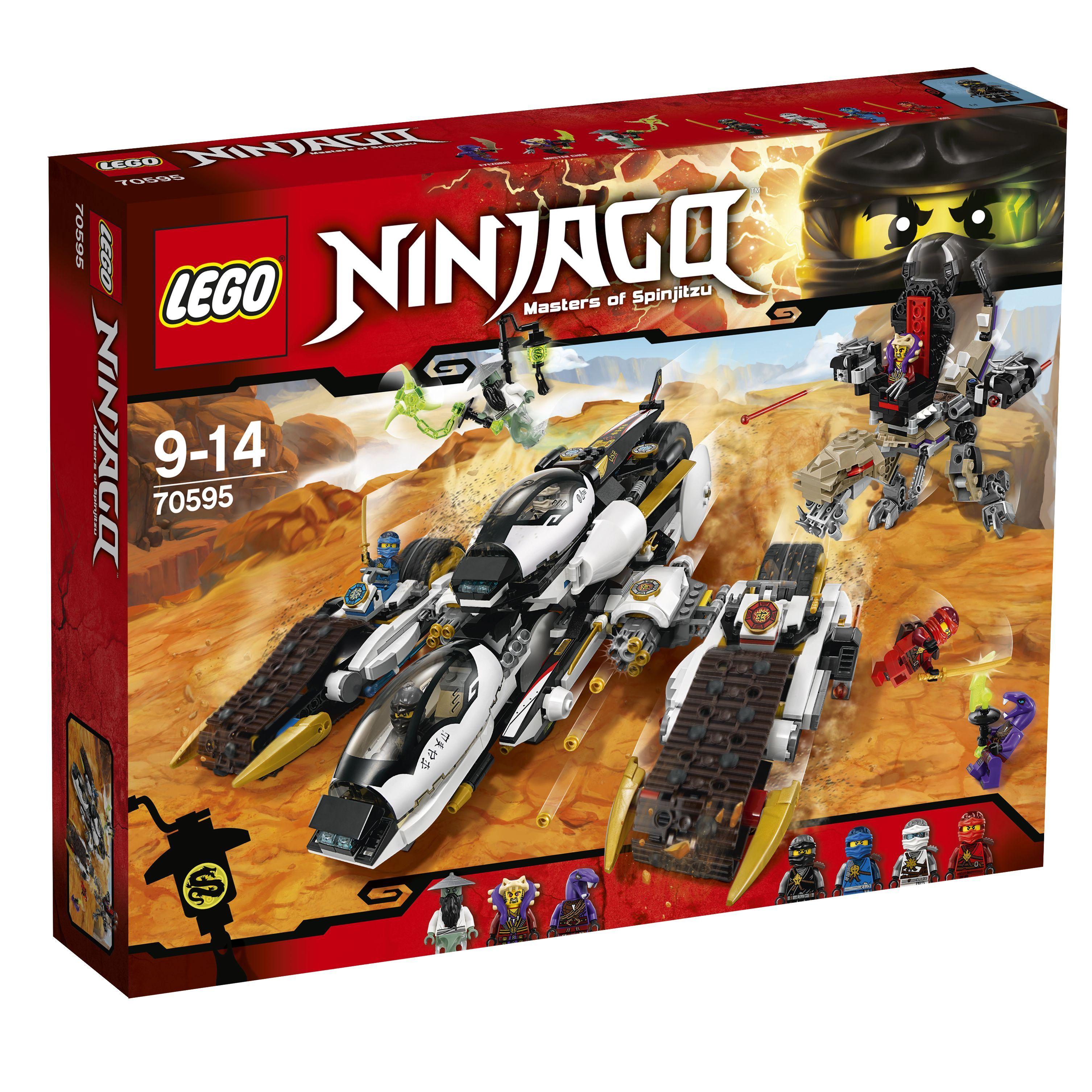 Lego Lego 70595 Lego Ninjago Ultra Tarnkappen Fahrzeug Junge Multi Hier Klicken Um Weiterzulesen Ihr Onlineshop In Z Lego Lego Ninjago Fahrzeuge