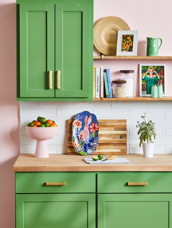 how to build your own cabinet door for a custom look | new
