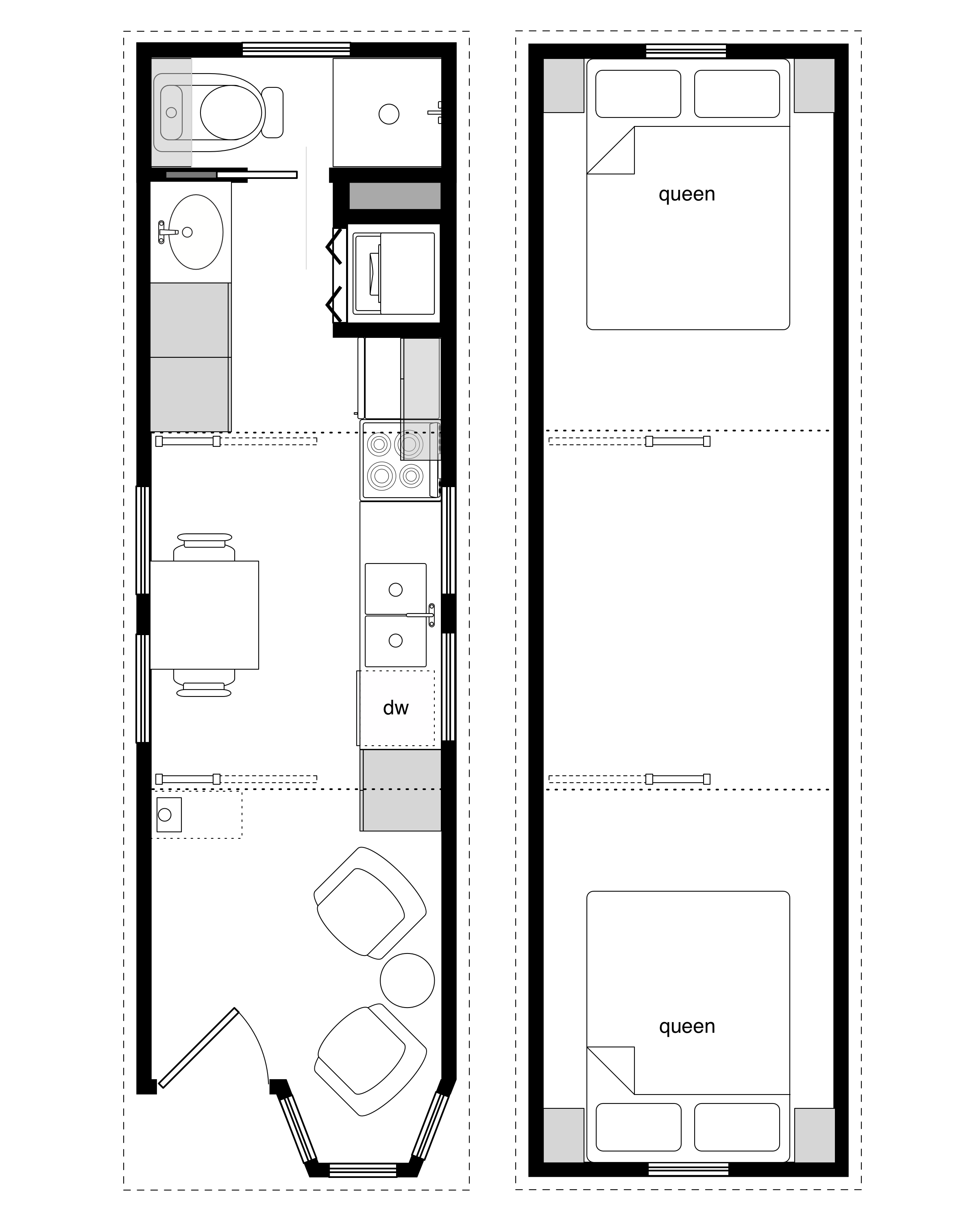 Super Easy to Build Tiny House Plans Tiny house design Coastal