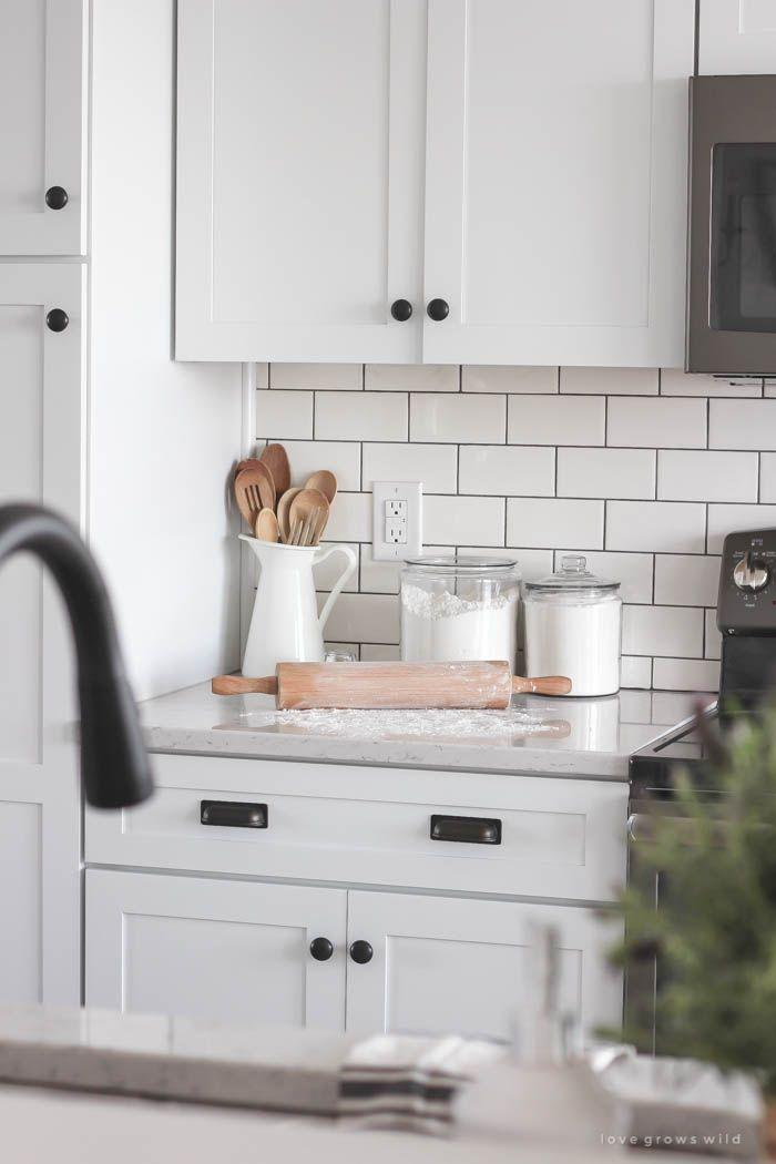 Subway Tile Kitchen: Best 25+ Subway Tile In Kitchen Ideas On Pinterest