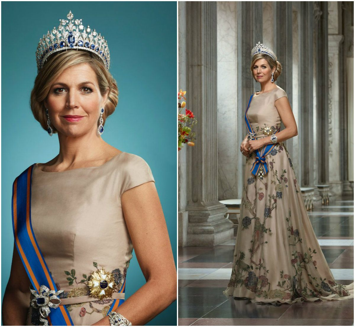 New Official Photos of Dutch Royal Family Were Released