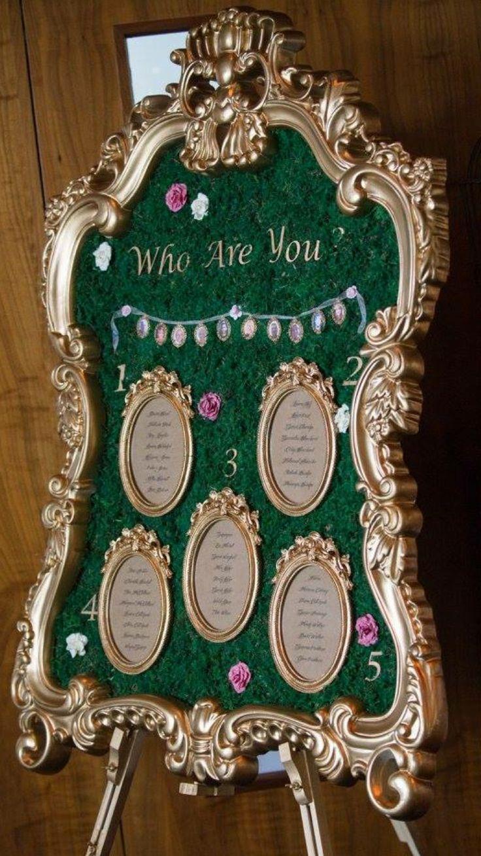 Judith R. - Antique Key Alice in Wonderland Wedding Invitations ...