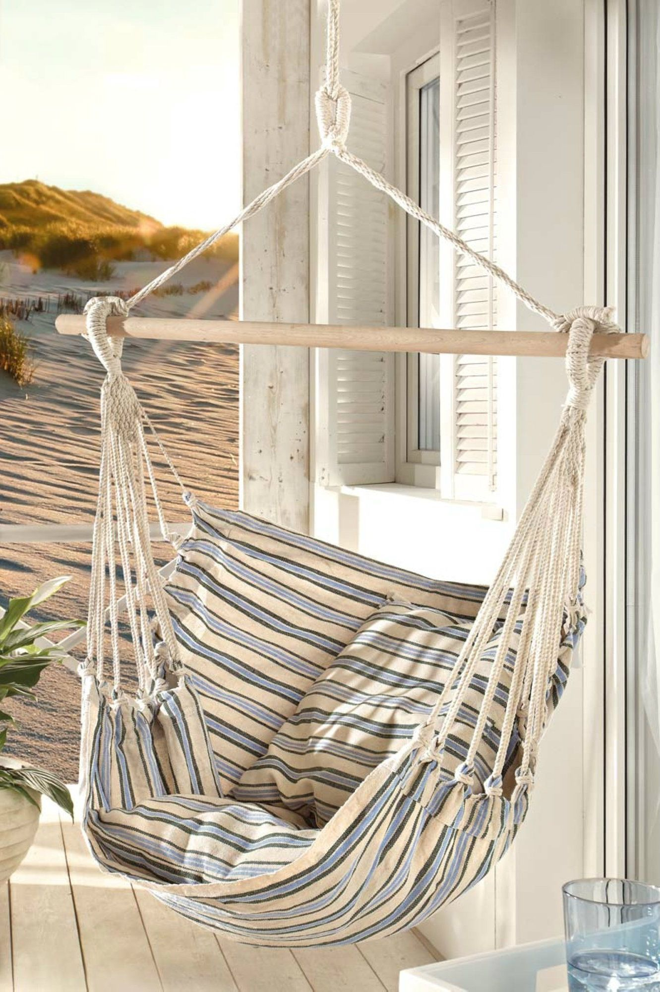 of indoors bedroom a master in to hammocks chair drilling hammock awesome without chairs hang indoor how