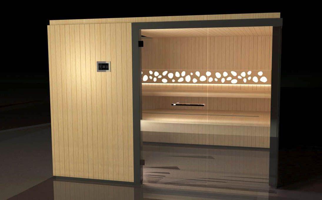 Klasické fínske sauny