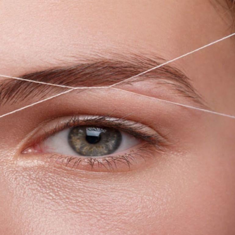 Makeup Beauty Threading eyebrows, Perfect eyebrows