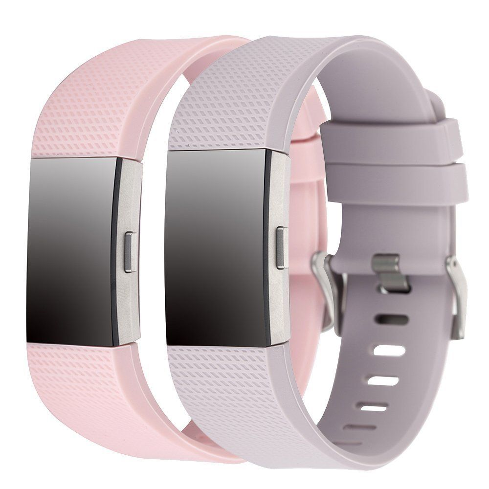 Charge 2 Band Replacement Classic Silicone Band Accessories Adjustable Strap Belt For Fitbit Charge 2 Heart Rate Fitnes Fitbit Bands Fitbit Fitbit Accessories