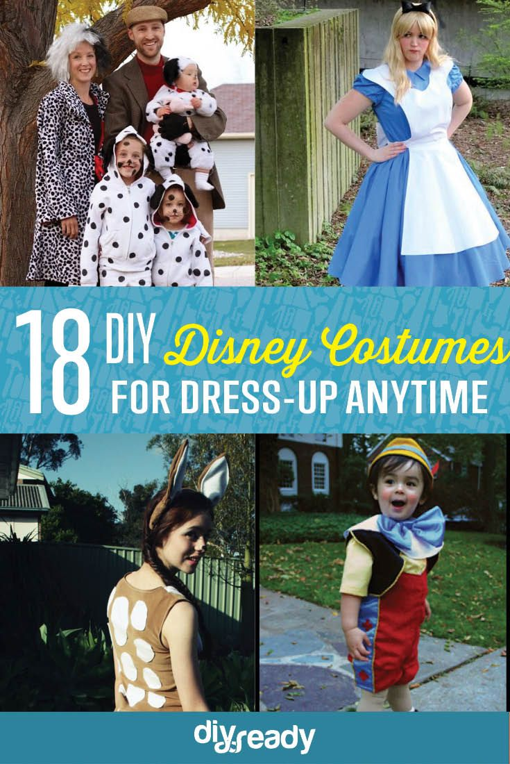 How to Make Custom Disney Costumes | Costume tutorial, Costumes and ...