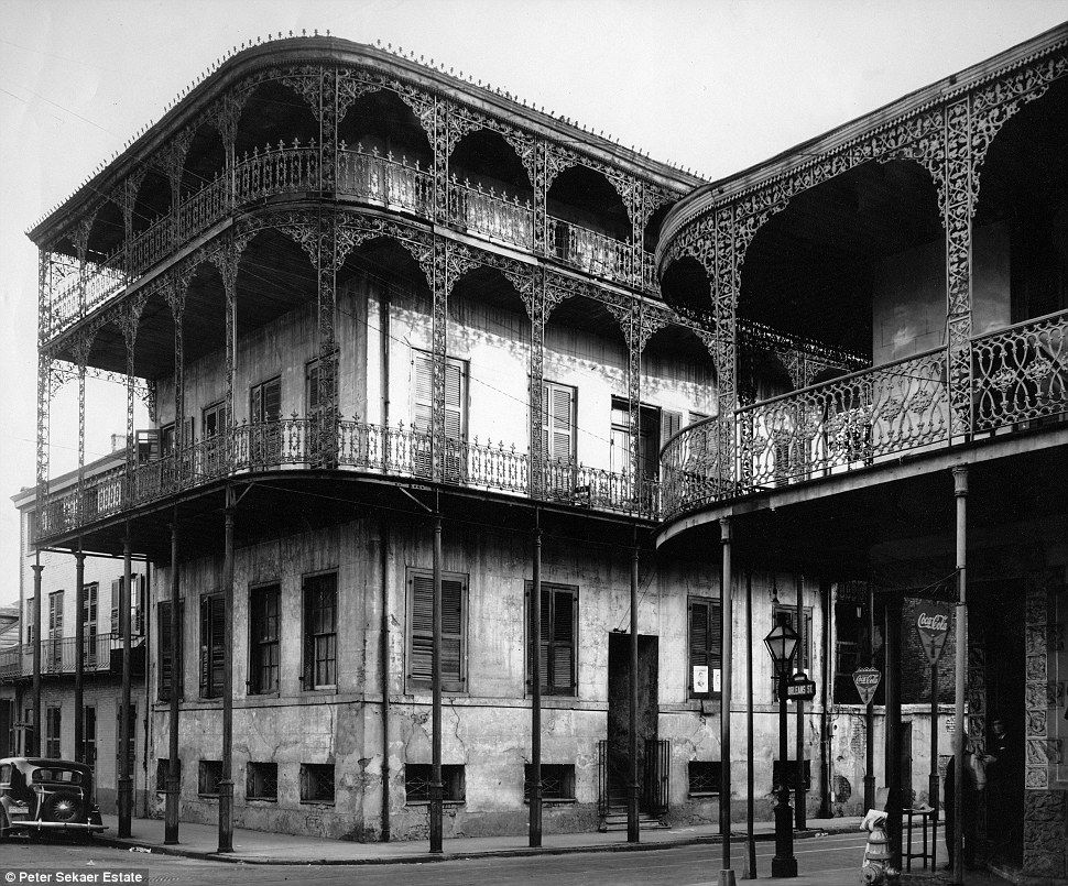1940s poor new orleans google search architecture for Architecture 1930