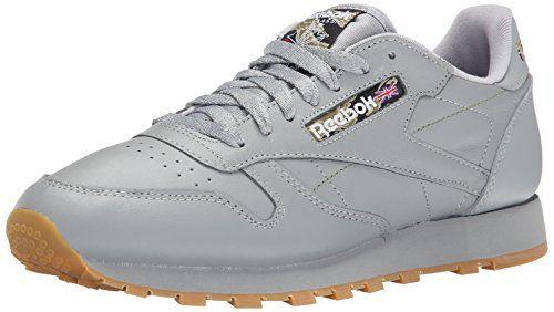 Amazon Com Reebok Men S Classic Leather Tc Sneaker Shoes Classic Leather Leather Shoes
