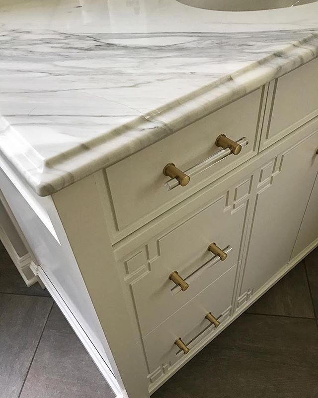 How Perfect Are The Details Of This Master Bath By