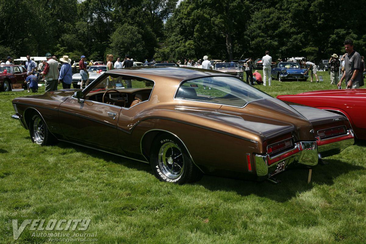 Buick Boat Tail Riviera Musclecar Classic Favorite Classic