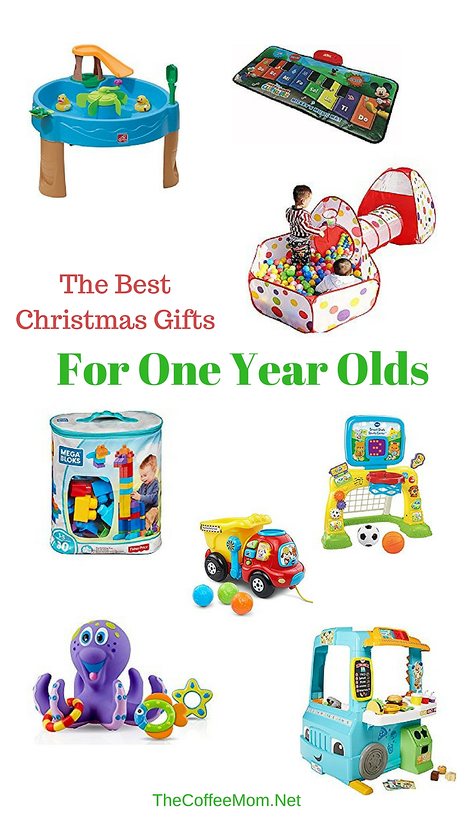 What to get a one year old for Christmas #toygiftbasket | toy gift ...