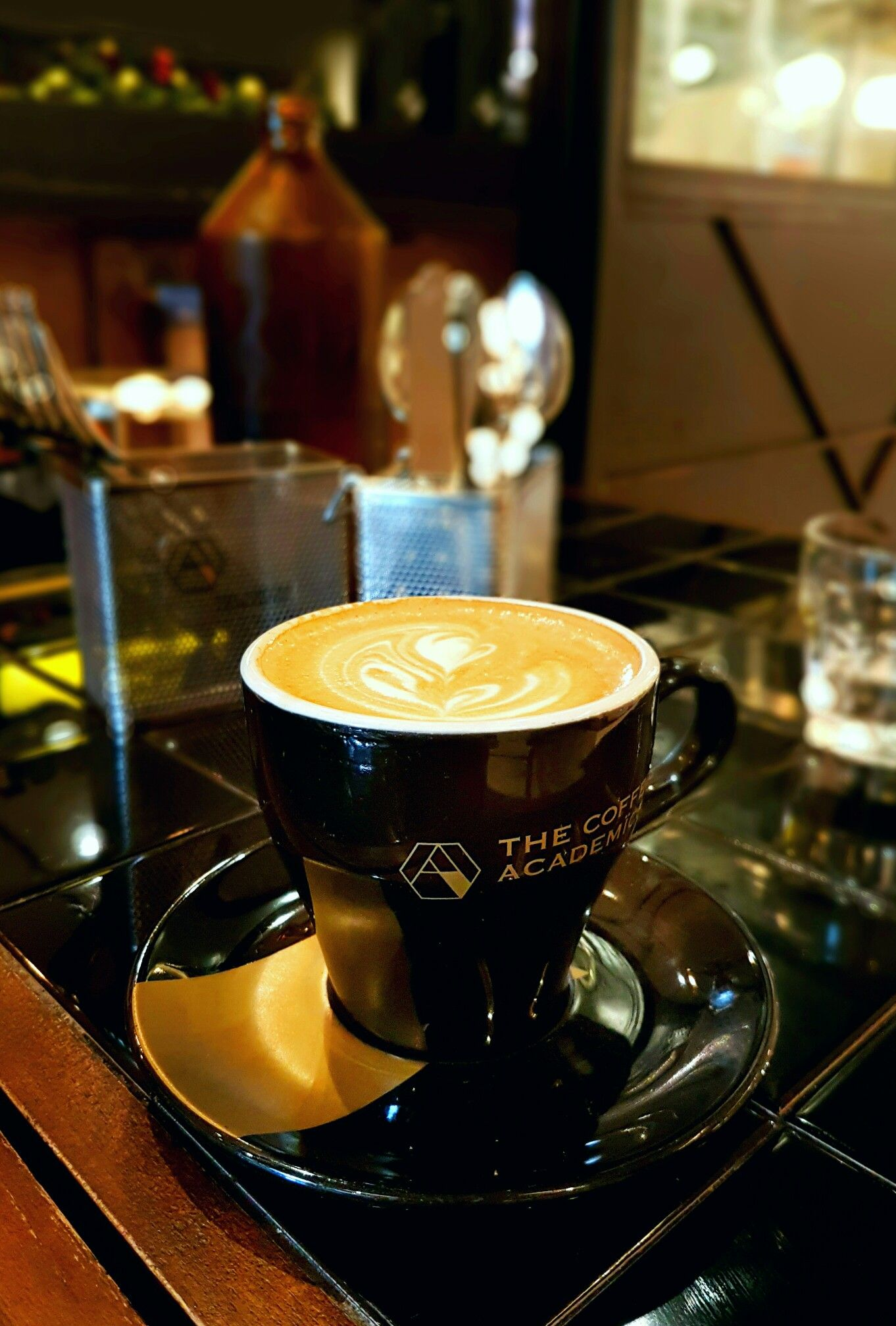 Cappuccino The Coffee Academics Singapore Coffee Latte Art Coffee Lover Coffee Breakfast