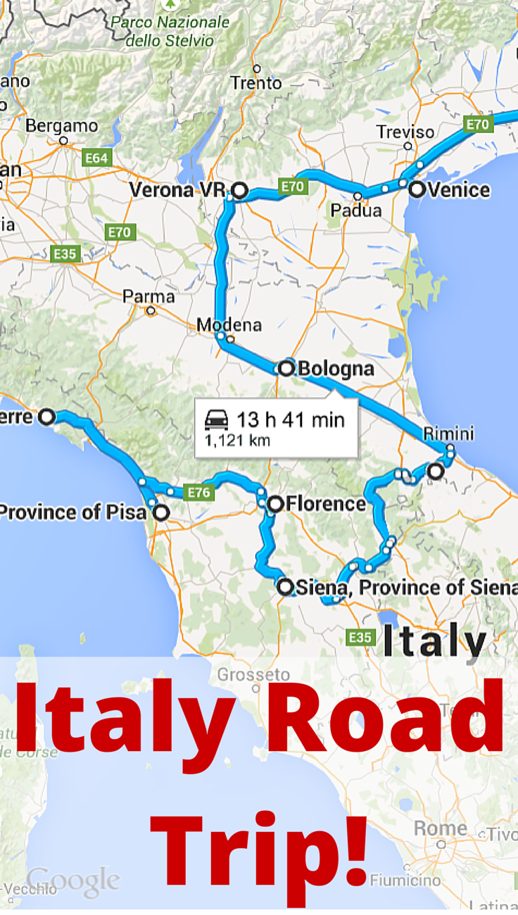 Help us Plan our Italy Road Trip travel
