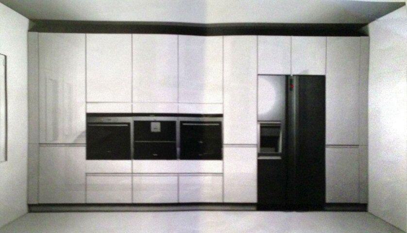 Bildergebnis für kühlschrank doppeltür einbau Küche/Cozinha