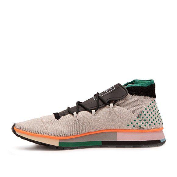 Adidas Mens Alexander Wang AW Run Mid Multicolor Fabric