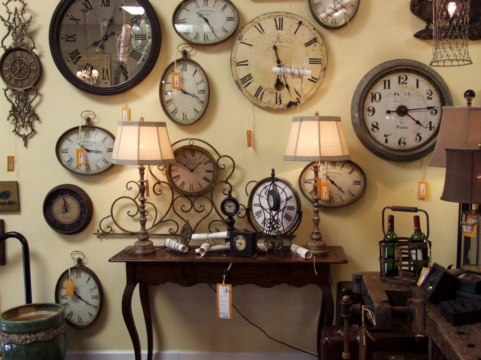 European country living google search relojes de ayer y hoy reloj decoracion reloj y cornizas Relojes de decoracion