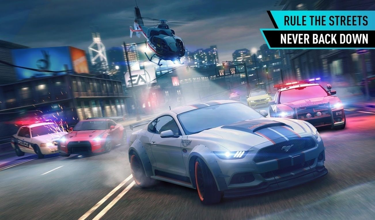 Need For Speed No Limits Apk V2 5 3 Mod Android Game Android
