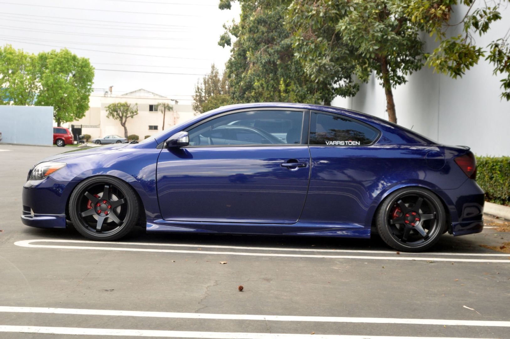 Scion Tc Custom >> Photo 1 Scion Tc Custom Wheels 18x9 5 Et 4 Tire Size 215 35 R18 X