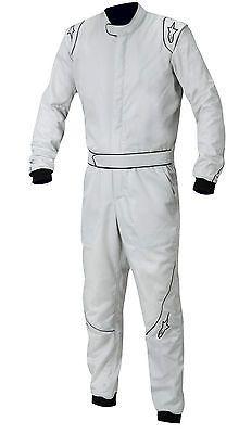Alpine Stars Fia 2 Layer Racesuit Alpinestars Sp Race Suit Silver Size 56 Sale Suits Alpinestars Custom