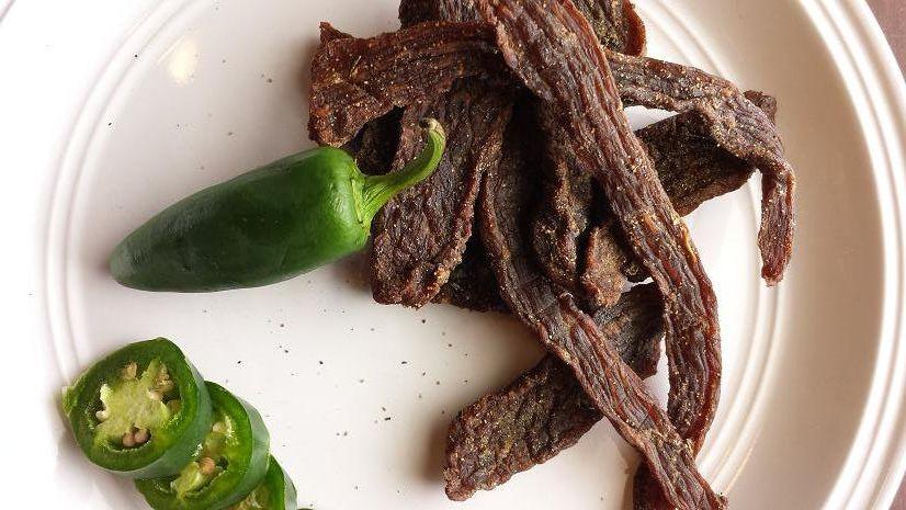 South Texas Jalapeno Jerky Recipe Jerky Recipes Beef Jerky Recipes Jalapeno Beef Jerky Recipe