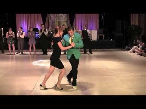 2011 Ilhc Strictly Balboa Finals Zack Richards Maryse Lebeau Balboa Dance Videos Swing Dance